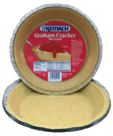KEMACH GRAHAM PIE CRUST, PIE SHELLS, PAS YISROEL, KOSHER, YOSHON